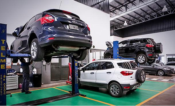 Servicio Oficial para  que nunca tengas que  preocuparte por tu auto.